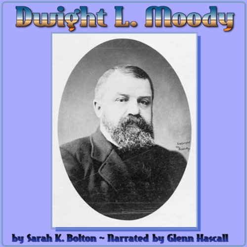 Dwight L. Moody audiobook cover art