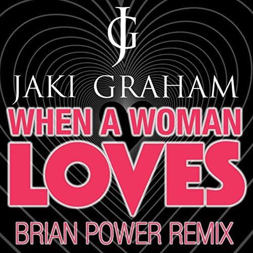 Jaki Graham & Brian Power