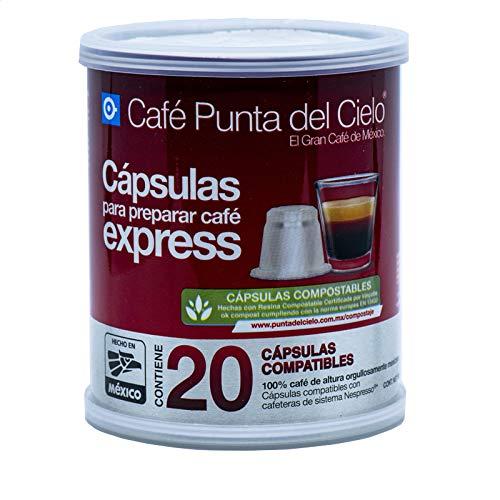 cafeteras monodosis y cafe molido fabricante Café Punta del Cielo