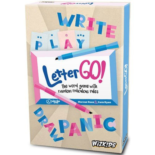 Letter Go! Board Game