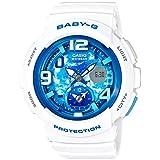 [カシオ] ベビージー BEACH TRAVELER BGA-190GL-7BJF 腕時計 ホワイト