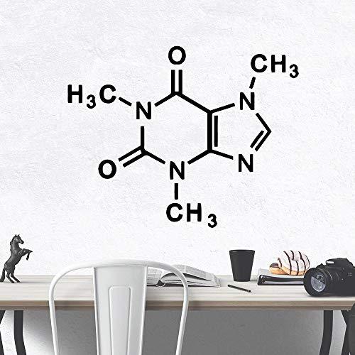 sanzangtang Chemische Cartoon muursticker PVC muurschildering Kunst Poster PVC muursticker kamer hoofd-decoratie