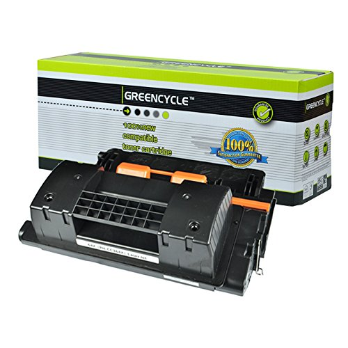 GREENCYCLE High Yield CC364X 64X Toner Cartridge Replacement Compatible for HP Laserjet P4015 P4015n P4015tn P4515 P4515n P4515dn P4515tn P4515x P4515xm Series Printers (Black, 1 Pack)