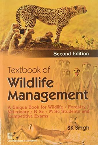 Textbook Of Wildlife Management, 2E (Pb 2015)