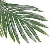 vidaXL Cycaspalme künstliche Palme Cycas Kunstpalme Kunstpflanze Kunstbaum 150cm - 3