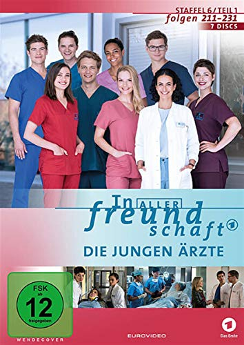 Staffel 6.1 (7 DVDs)