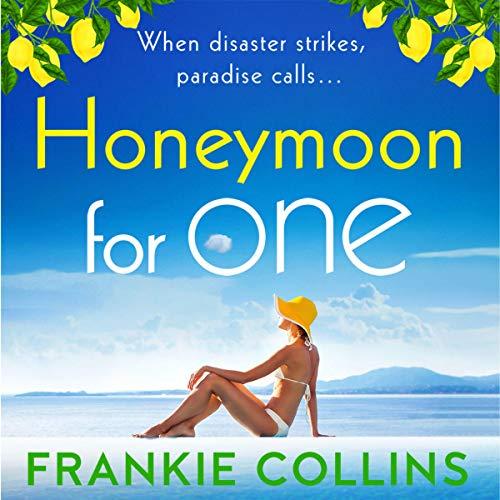 Honeymoon for One audiobook cover art