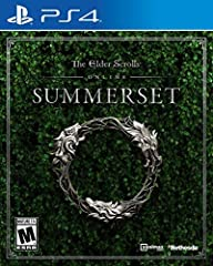 JOURNEY TO SUMMERSET - Explore a stunning new zone: the home of the High Elves. Traverse lush, vibrant forests, tropical lagoons, ancient coral caves, and more CONTINUE YOUR ADVENTURE - Rejoin old friends, forge new alliances, and unravel a dark cons...