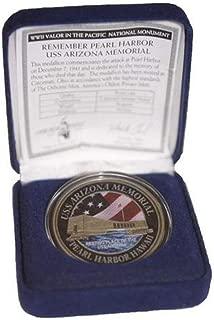 Pacific Historic Parks USS Arizona Challenge Coin