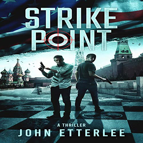 Strike Point Audiobook By John Etterlee cover art