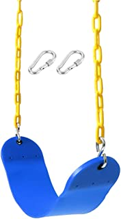 Take Me Away Heavy Duty Swing Seat 66 Inches Chain Plastic Coated - Swing Set Accessories Replacement