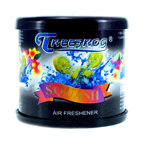 Treefrog Natural Air Freshener TR21S -Squash