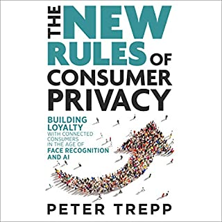 The New Rules of Consumer Privacy audiobook cover art