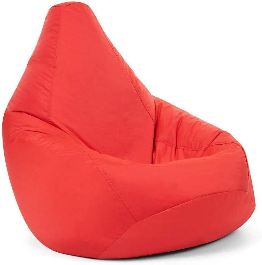 PAWUIO 100% quality warranty! Bean Bag Phoenix Mall Chair Cover High Back Oxford Sofa Lazy Slipcover