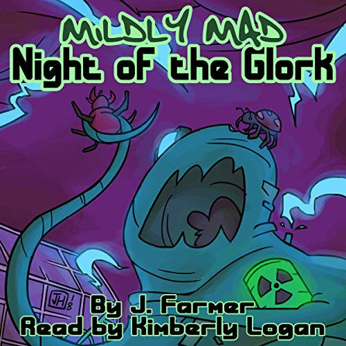 Night of the Glork audiobook cover art