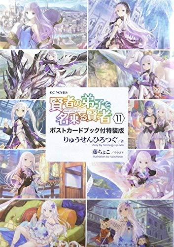 賢者の弟子を名乗る賢者 11 ポストカードブック付特装版(書籍)