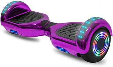 """cho 6.5"""" inch Hoverboard Electric Smart Self Balancing Scooter with Built-in.."""