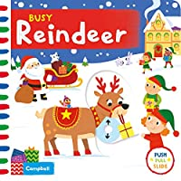 Busy Reindeer (Busy Books)