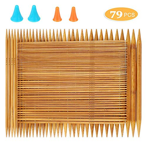 10 Best Double Pointed Wood Knitting Needle Sets