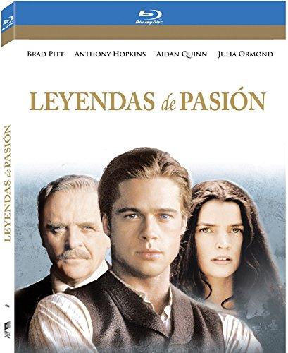 Leyendas De Pasión - Bd [Blu-r...