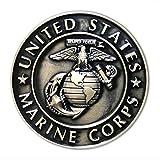 U.S. Marine Corps (USMC) Unique Refrigerator Magnet by Old Dominion LLC