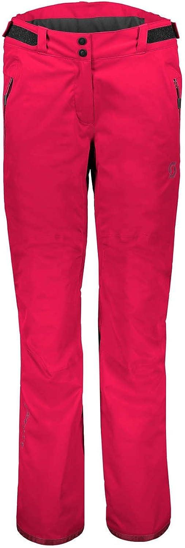 SCOTT Damen Ultimate Dryo 10 Skihose rot S