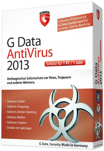 G Data AntiVirus 2013 [import allemand]