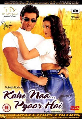 Kaho Naa... Pyaar Hai [2 DVDs] [UK Import]