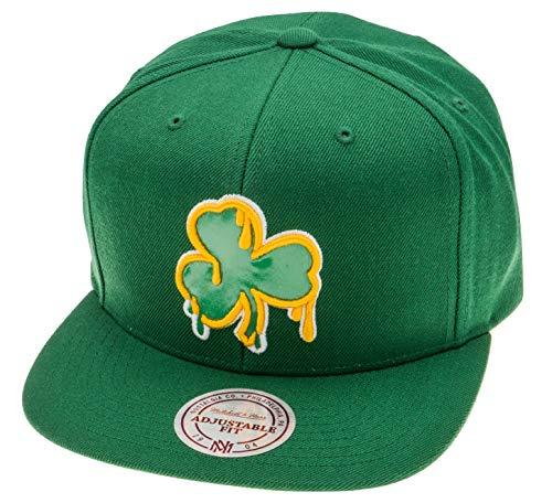Mitchell & Ness NBA Boston Celtics Snapback Cap Green