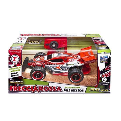 Re.El Toys Freccia Rossa V2 Buggy F1 Mezzi Giocattolo Auto, Multicolore, 8001059021635