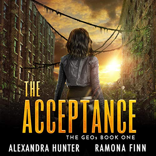 The Acceptance Audiobook By Ramona Finn cover art