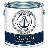 Pintura para azulejo brillante antracita gris RAL 7016gris baldosas Color en Set//Hamburger barniz...