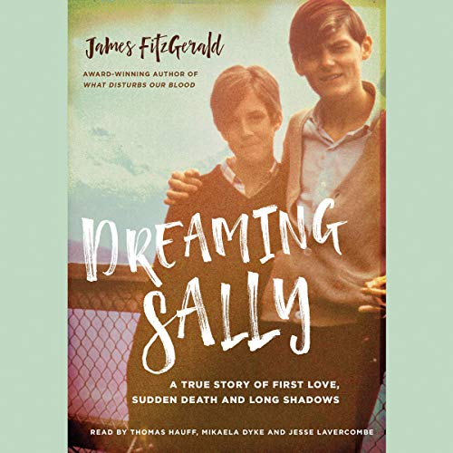 Dreaming Sally audiobook cover art