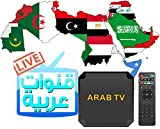 2021 Newest Arabic TV Box Multimeadia Streaming...