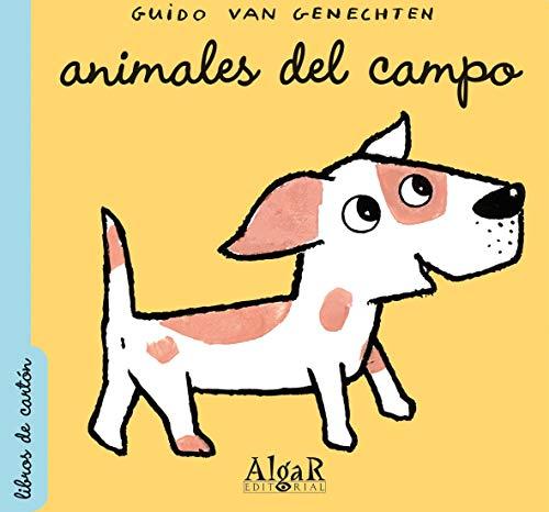 Animales del campo (Libros de Cartón)