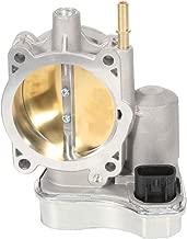 LSAILON S20064 NEW Throttle Body replacement for 2003-07 Chevrolet Trailblazer 4.2L, 2003-06 Chevrolet Trailblazer EXT 4.2L, 2003-07 GMC Envoy 4.2L,2006 Hummer H3 3.5L, 2005-07 Pontiac Grand Prix 5.3L