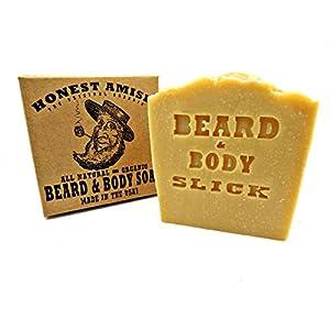 Honest Amish Beard & Body Soap (Slick) 4