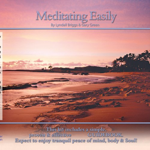 Meditating Easily audiobook cover art