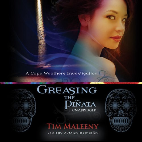 Greasing the Pinata audiobook cover art