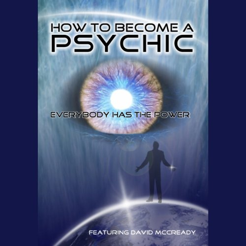 How to Become a Psychic audiobook cover art
