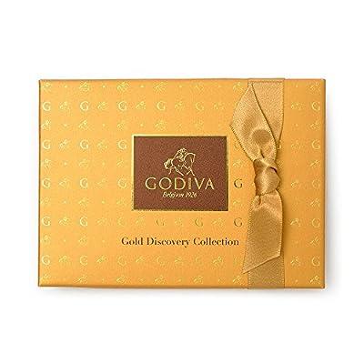 Godiva Chocolatier Gold Discovery & Classics Chocolate Gift Set