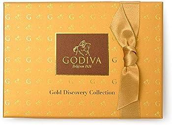 Godiva Gold Discovery 12 Piece Chocolate Gift Box