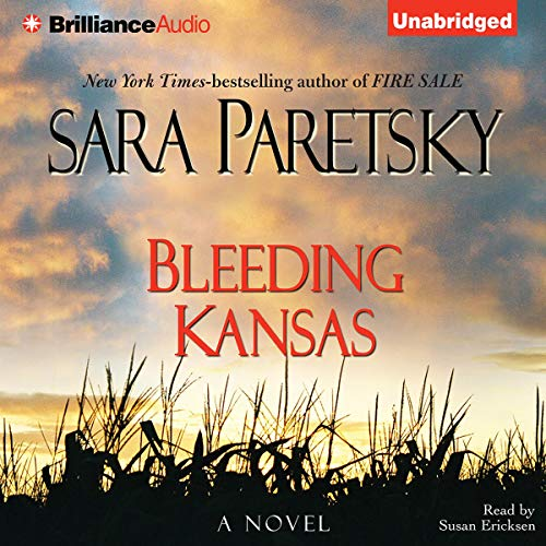 Bleeding Kansas audiobook cover art