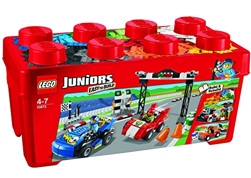 LEGO Juniors - Set de 8 Ladrillos creativos (10673)