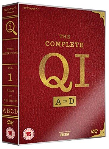QI: Series A-D [Region 2]