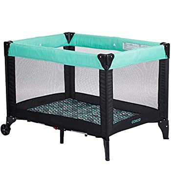 Cosco Funsport Portable Compact Baby Play Yard Spritz