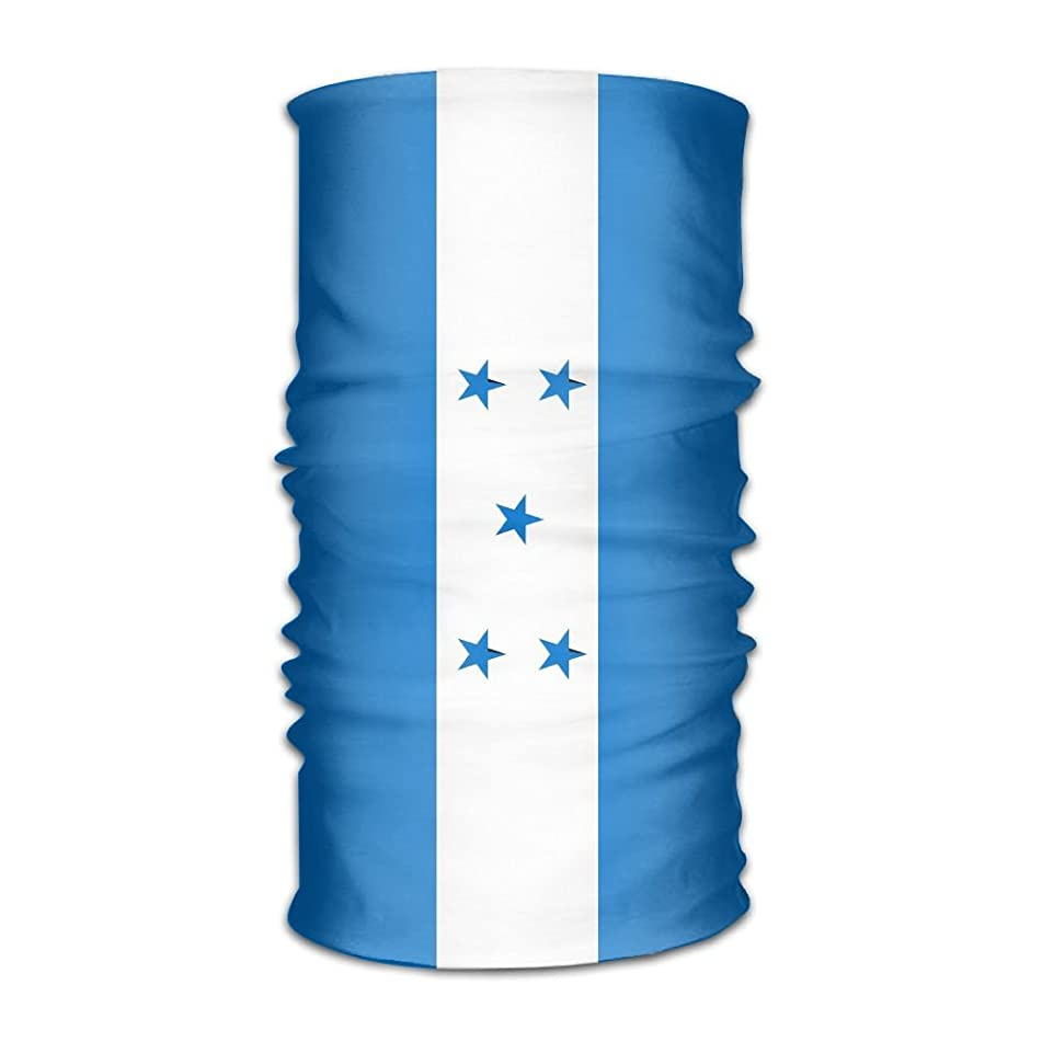 Honduras Resplendent Flag Headband Bandana,Outdoor Multifunctional Headwear,Magic Scarf For Men Women