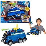 Spin Master Paw Patrol Ultimate Police Rescue Cruiser vehículo de Juguete - Vehículos de Juguete (Azul, Camión,...