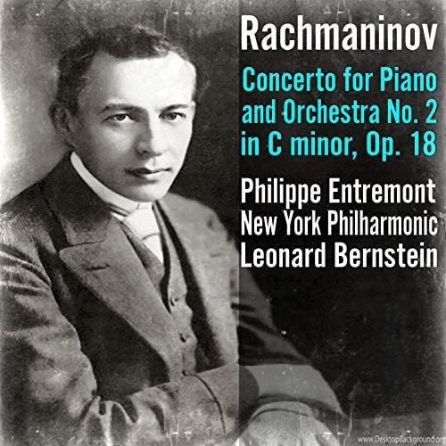 Philippe Entremont, New York Philharmonic & Leonard Bernstein