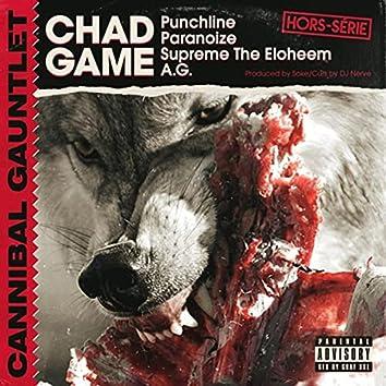 Cannibal Gauntlet (feat. Punchline, Paranoize, SUPREME THE ELOHEEM, A.G. & DJ Nerve)